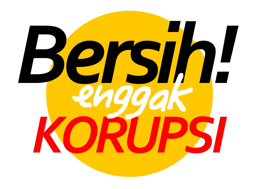 Bersih-enggak-Korupsi